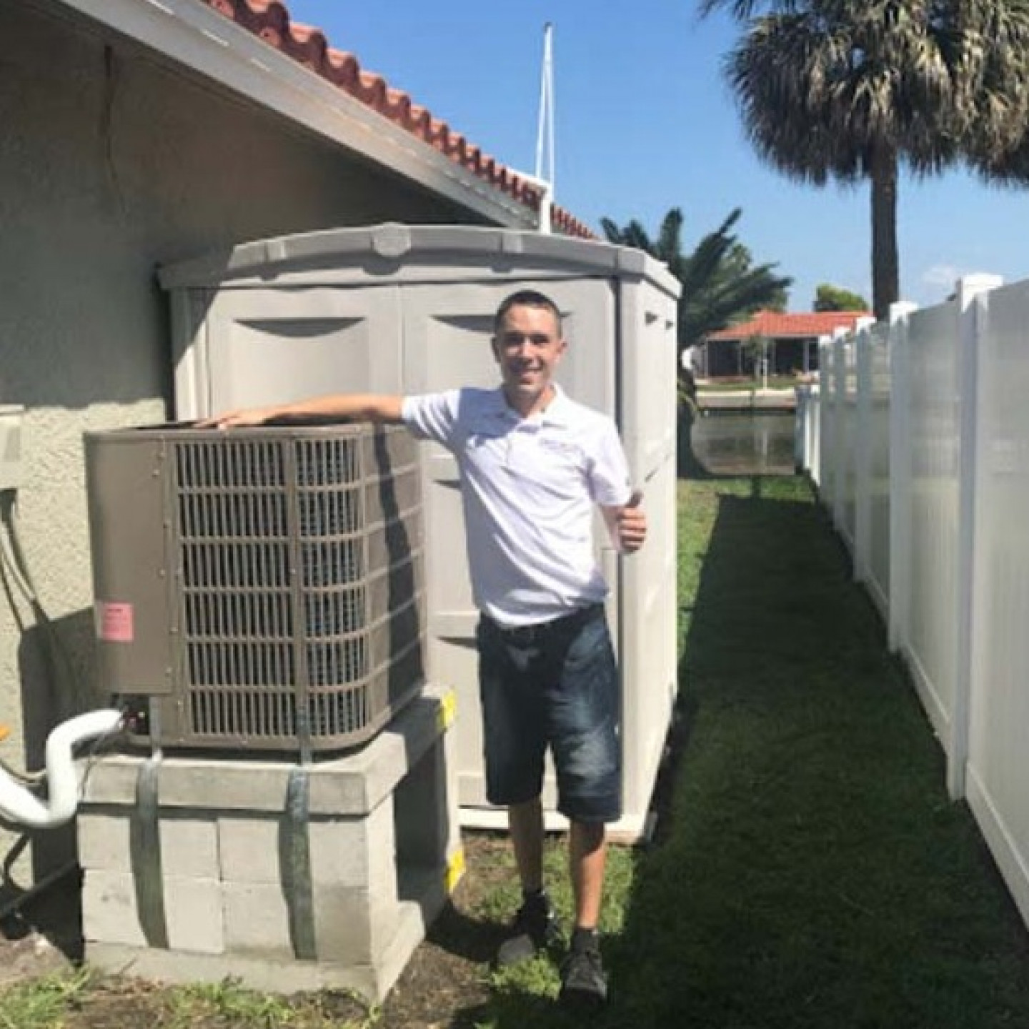 Find Air Conditioning Services in St. Petersburg & Clearwater, FL and the surrounding Tampa Bay Area